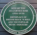 Image for 2i's Coffee Bar - Old Compton Street, London, UK