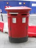Image for Victorian Post Box - Liverpool Street - London, UK