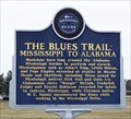 Image for The Blues Trail: Mississippi to Alabama - Tuscumbia, AL