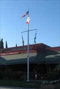 Image for  The Fish Market flag pole - Sunnyvale, CA