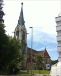Image for Herz-Jesu-Kirche - Laufen, BL, Switzerland