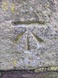 Image for Cut Mark, Bridge, Trevor, Llangollen, Wrexham, Wales, UK