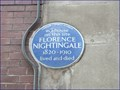 Image for Florence Nightingale - South Street, London, UK