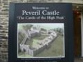 Image for Peveril Castle, Derbyshire, England.