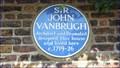 Image for Sir John Vanbrugh - Westcombe Park Road, Greenwich, London, UK