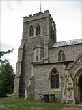 Image for St Mary the Virgin Church - Therfield, Hertfordshire, UK