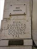 Image for Rua Augusta - Lisboa, Portugal
