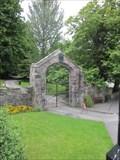 Image for Park Arch, Bangor Cathedral, Gwynedd Road, Bangor, Wales, UK