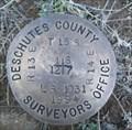Image for T15S R13E S1 12 R14E S6 7 COR - Deschutes County, OR