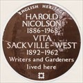 Image for Harold Nicolson and Vita Sackville-West - Ebury Street, London, UK