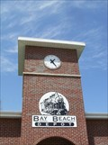 Image for Bay Beach Depot Clock