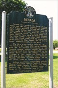 Image for First White Man to Visit the Villages - Nevada, MO