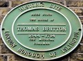 Image for Thomas Britton - Jerusalem Passage, London, UK