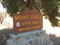 Image for  Mount Diablo State Park - Contra Costa County, CA