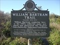 Image for William Bartram Trail-Traced 1773-1777-Canaveral National Seashore, Florida