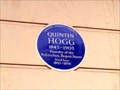 Image for Quintin Hogg
