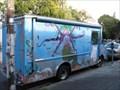 Image for Painted needle exchange van  -Berkeley, CA