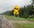 Image for Passage de motoneige - Autoroute 117 Québec