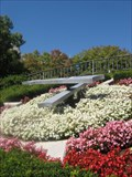 Image for Modesto Flower Clock - Modesto, CA