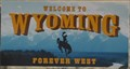 """Image for Welcome to Wyoming ~ """"Forever West"""""""