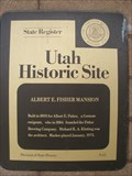 Image for Albert E. Fisher Mansion - Salt Lake City, Utah
