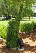 Image for Livermore Library Topiaries - Livermore, CA