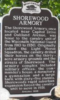 Image for Shorewood Armory - Shorewood, WI