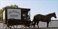 Image for Horse & Buggy @ Del Buono's Bakery's Fiberglass Menagerie - Haddon Heights, New Jersey