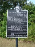 Image for Battle of Prairie De Ann - Washington, Arkansas