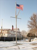 Image for Riverboat Nautical Flag Pole, Sioux City, IA