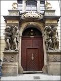 Image for Clam - Gallas Palace Doors / Praha, CZ
