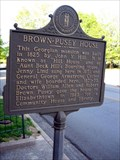 Image for First Brick House/Brown-Pusey House