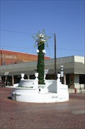 Image for Rose Fountain -- Wills Point,TX