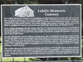 Image for MHM LaSalle Mennonite Cemetery - La Salle MB