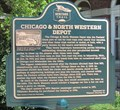 Image for Packers Heritage Trail - Chicago And North Western Depot