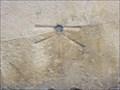 Image for Cut Bench Mark & Bolt - Lincoln's Inn Field, London, UK