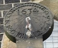 Image for Holy Trinity Church porch sundial – Low Moor, UK