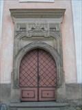 Image for Gotický portál u kostela sv. Jakuba / Gothic portal on church Jaromer