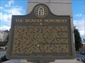 Image for The Signer's Monument (Richmond County)