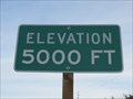 Image for Highway 395 - Goose Lake, CA - 5000'