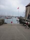 Image for Boat Ramp, Marina, Maritime Quarter, Swansea, Glamorgan, Wales, UK