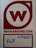 Image for Waymark Sticker - fi67