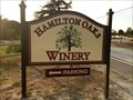 Image for Hamilton Oaks Winery - San Juan Capistrano, CA