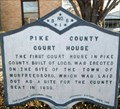 Image for Pike County Court House, AR