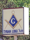Image for Tyrian Lodge #439, Manteca, CA