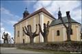Image for Poutní kostel Panny Marie Karmelské / Pilgrimage Church of Our Lady of Mt. Carmel (Kostelní Vydrí - South Bohemia)