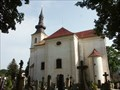 Image for kostel sv. Barbory, Polná, Czech republic
