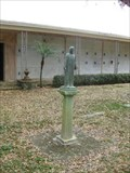 Image for Jesus Statuette - Sylvan Abbey - Clearwater, FL