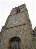 Image for Bell Tower, St Mary's Church, Chirk, Wrexham, Wales, UK
