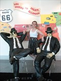 Image for The Blues Brothers (plus one) - Joliet, IL